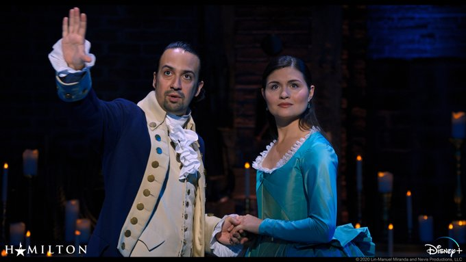 Musicals Theatre Shows like Hamilton