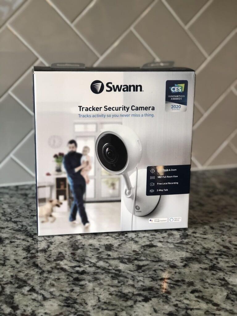 Swann WiFi Tracker Camera