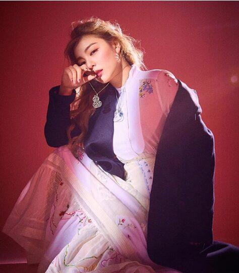 kpop solo artist