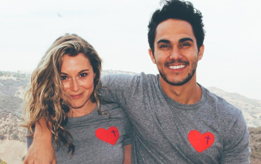 Carlos and Alexa PenaVega talk with The Sarah Scoop Show about family, faith, and their new podcast.