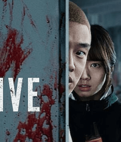 Korean zombie movie alive