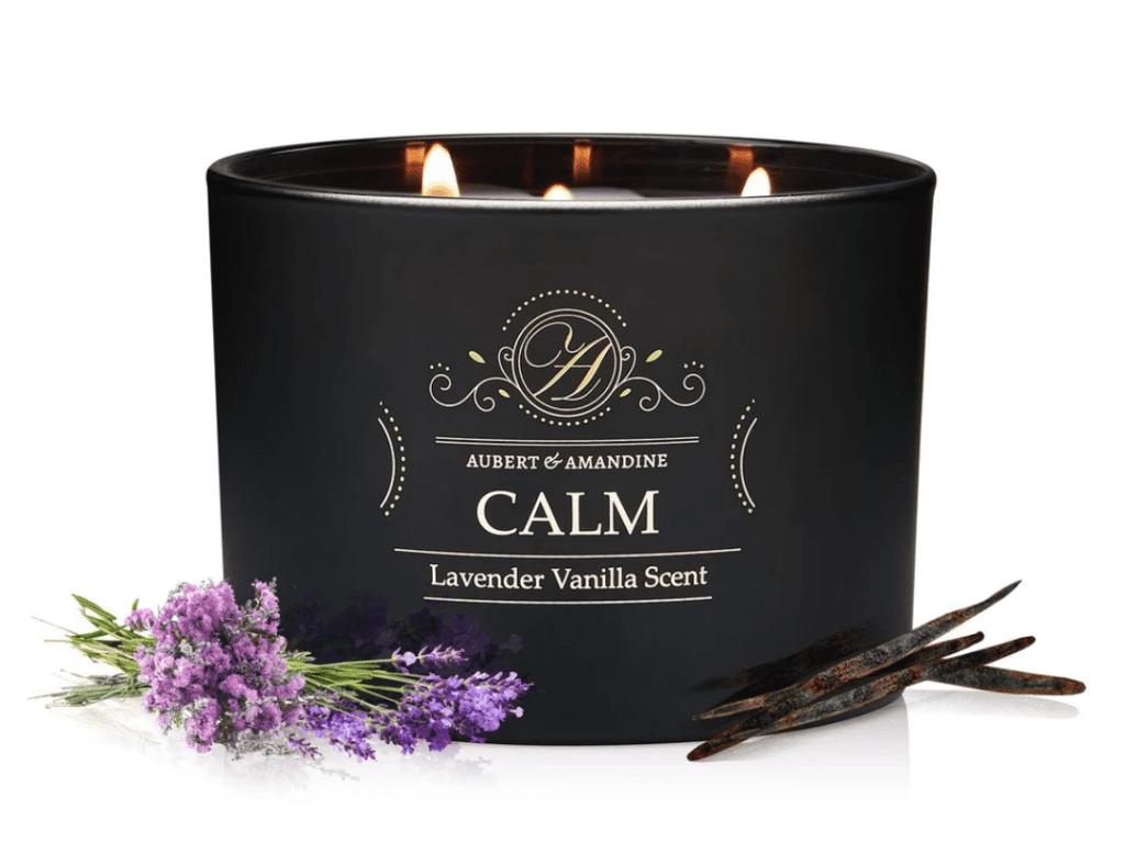 Aubert & Amandine CALM Lavender Vanilla Candle