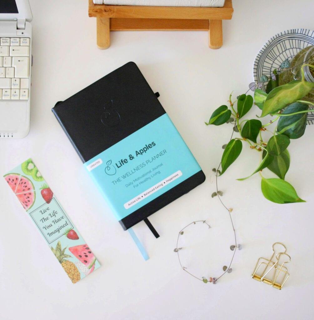 Wellness journal Health & Wellness gift guide