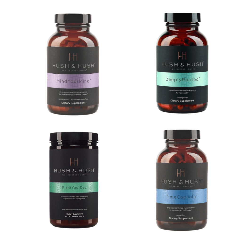Hush & Hush healthy supplements