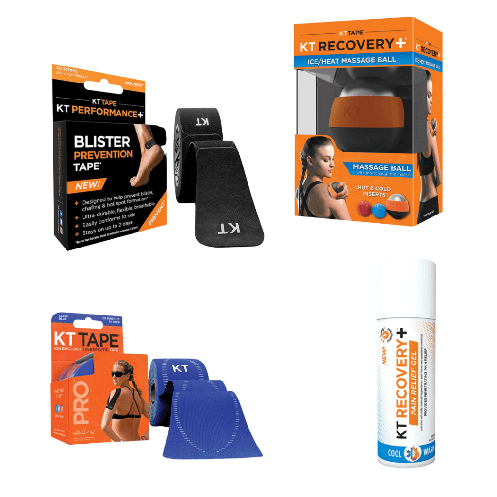 KT Tape Health & Wellness Holiday Gift Guide