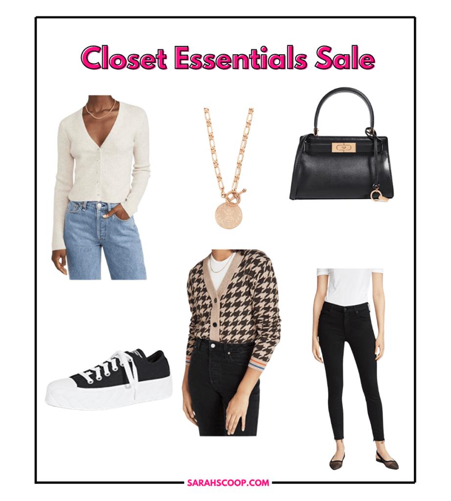 Closet Essentials Sale