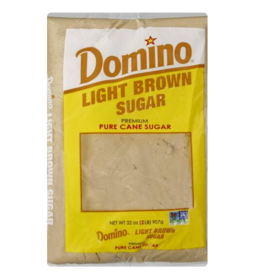 Domino Light Brown Cane Sugar
