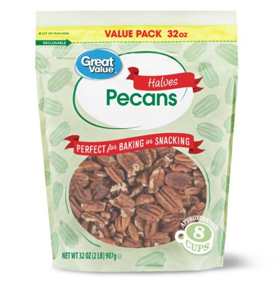 ADD TO FAVORITES Great Value Pecan Halves
