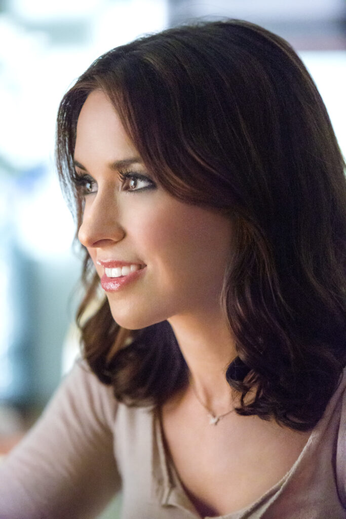 All of My Heart, Lacey Chabert, Hallmark