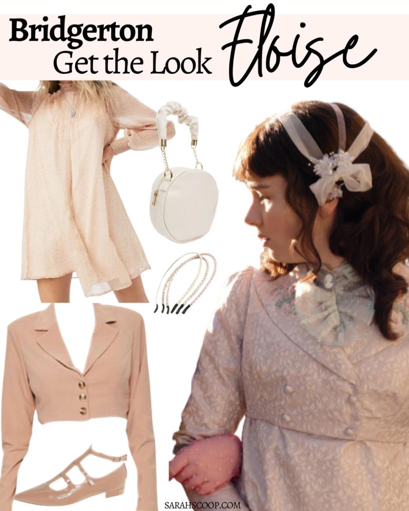eloise bridgerton outfit