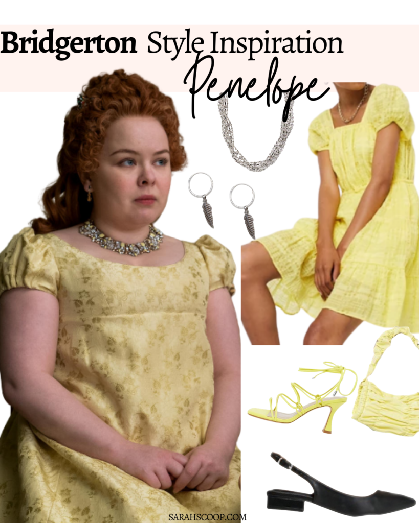 penelope featherington outfit