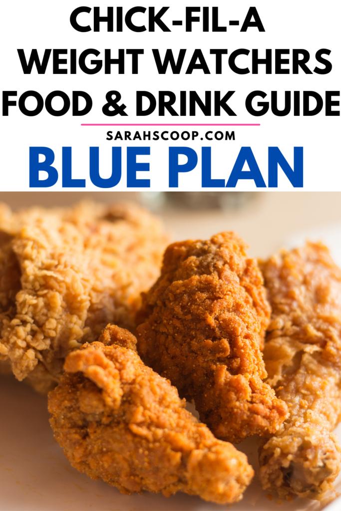 Weight Watchers blue plan