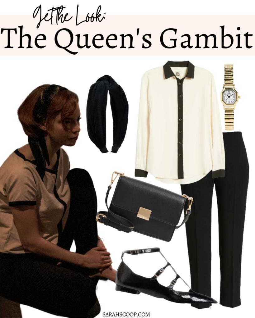 the queens gambit look 2