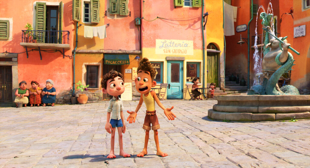 Alberto and Luca; luca quotes