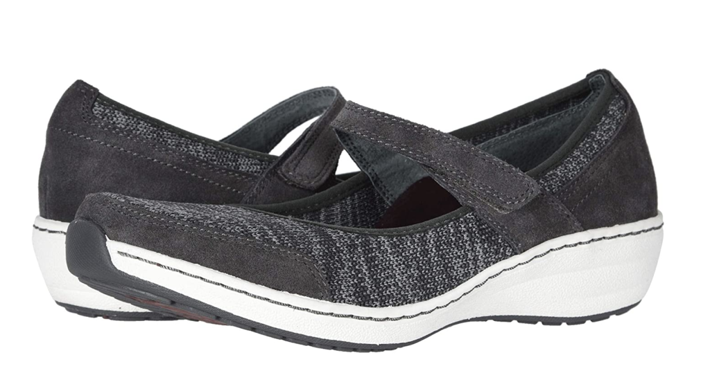 Aetrex Mina; Best Comfortable Work Shoes For Women