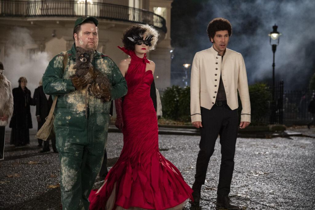 Cruella, Jasper, Horace