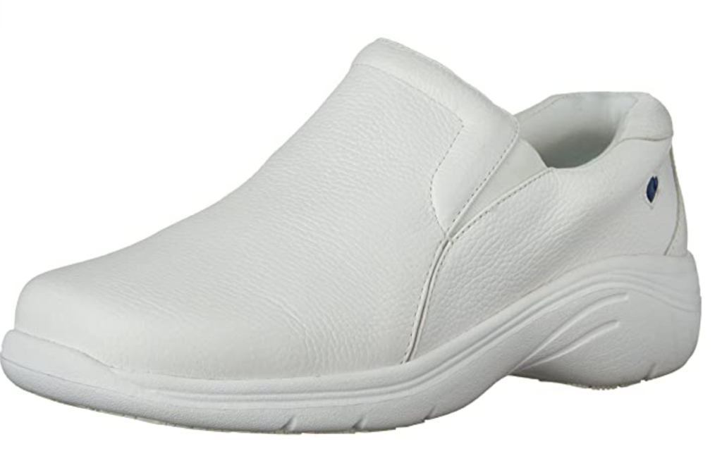Nurse Mates Women's Dove Oxford; Best Comfortable Work Shoes For Women