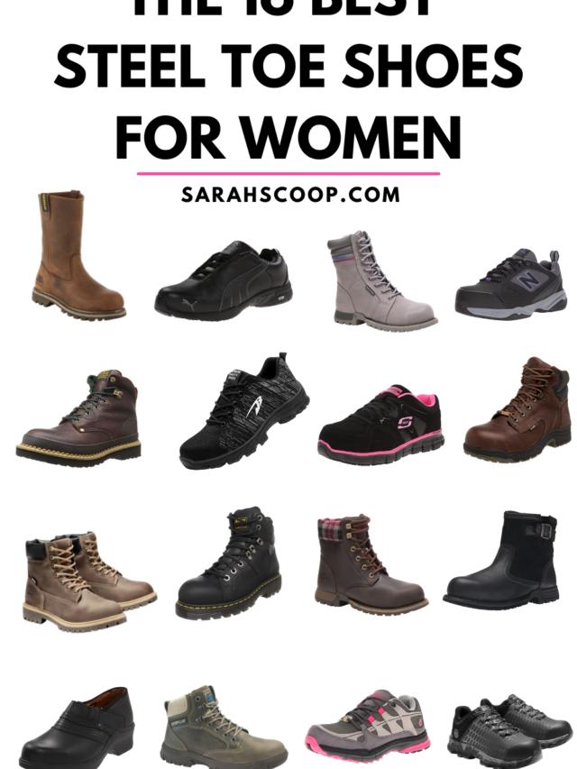 8 Best Steel Toed Boots For Women
