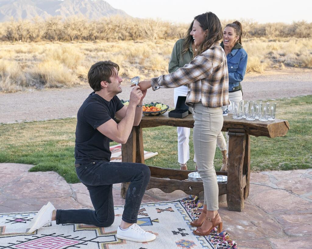 GREG on a group date with KATIE THURSTON; bachelorette season 17 episode 4 recap