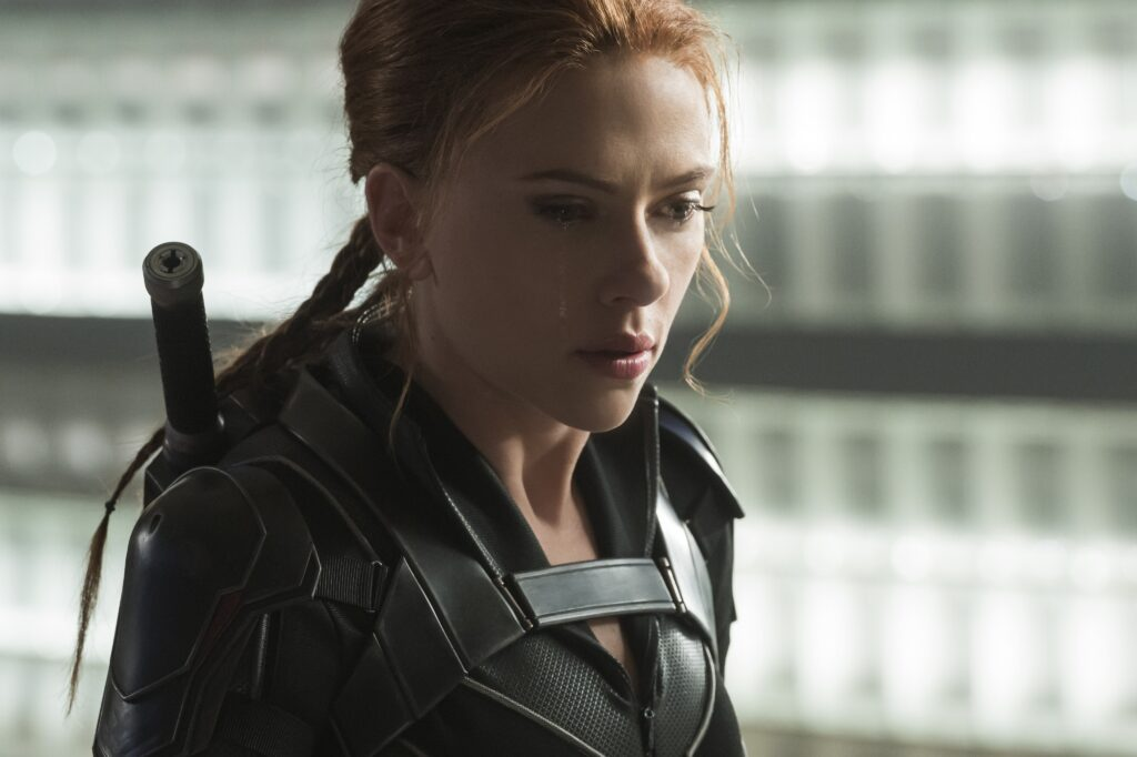 Natasha Romanoff; Black Widow review