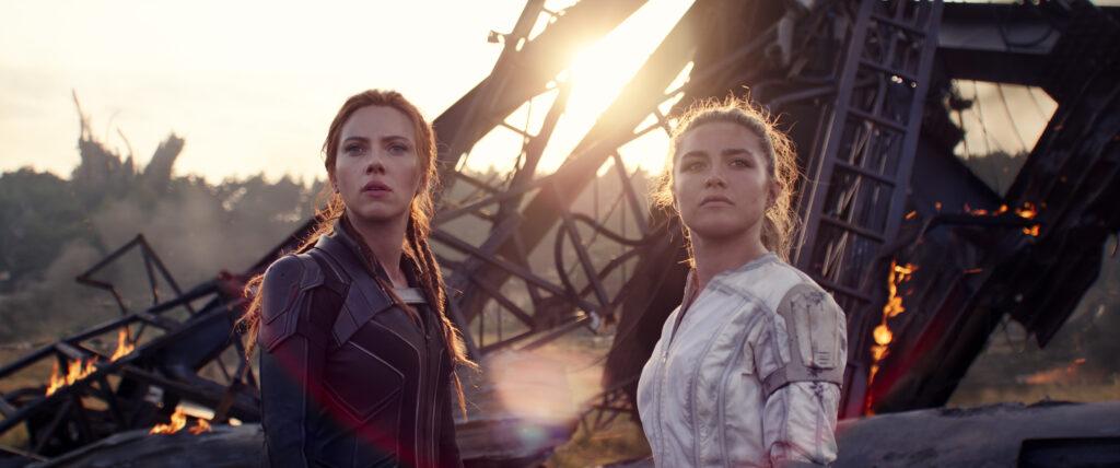 Natasha Romanoff and Yelena