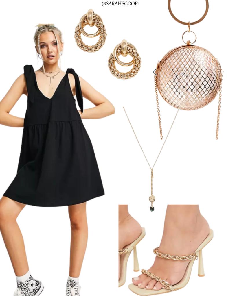 mini smock dress