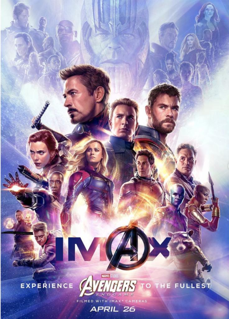 Avengers Endgame poster; marvel easter eggs