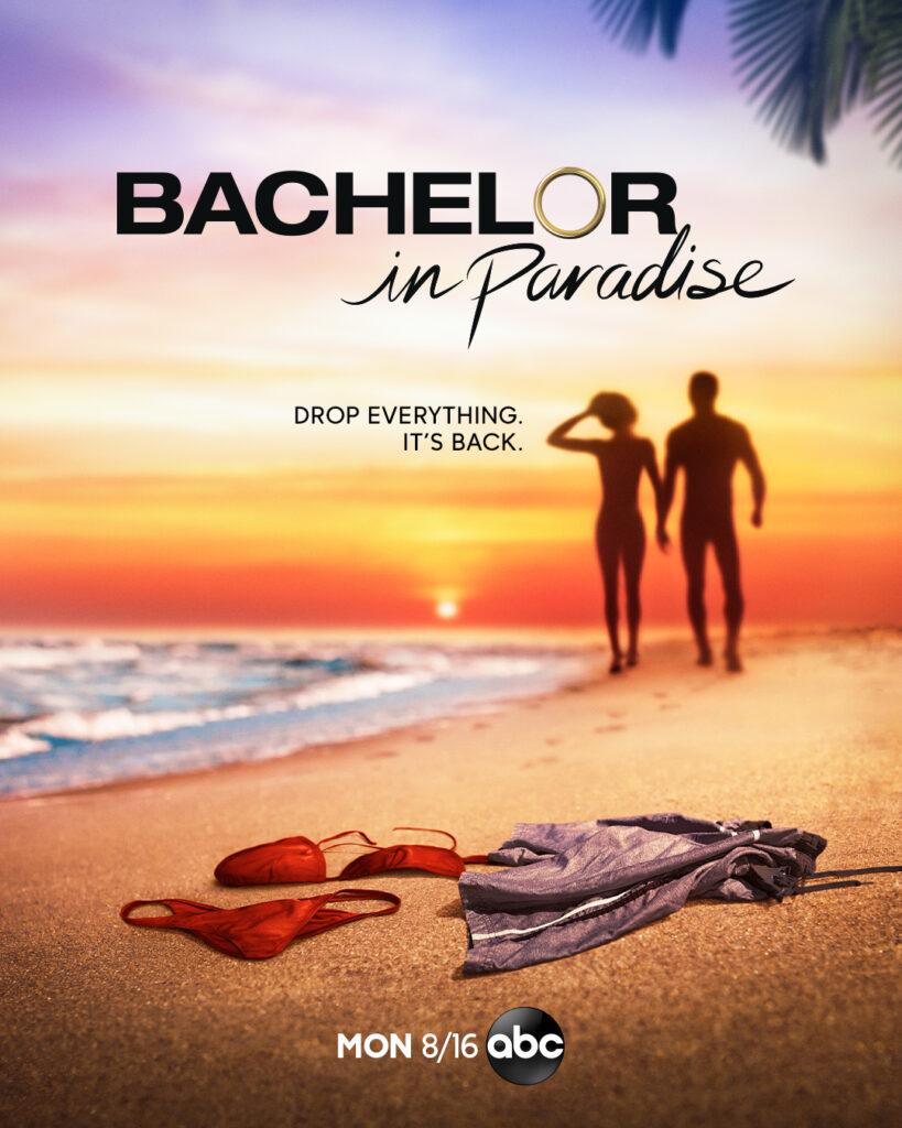 BACHELOR IN PARADISE - Key Art.