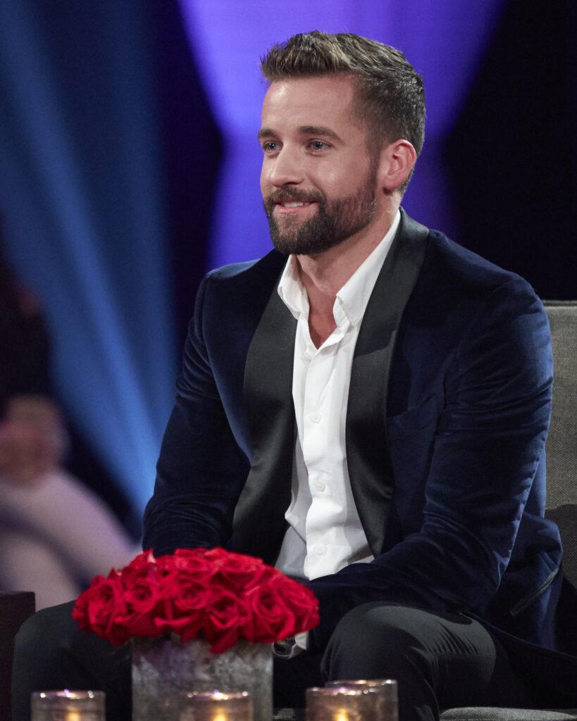 Connor; The Bachelorette: The Men Tell All