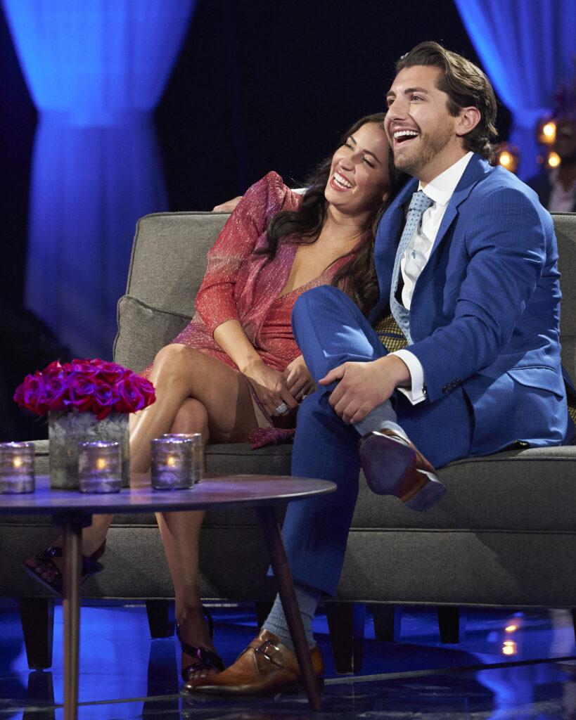 Kaitlyn and Jason; The Bachelorette: The Men Tell All