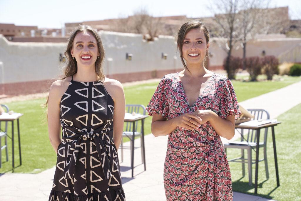 Katie and Jacqueline; The Bachelorette season 17 episode 7 recap