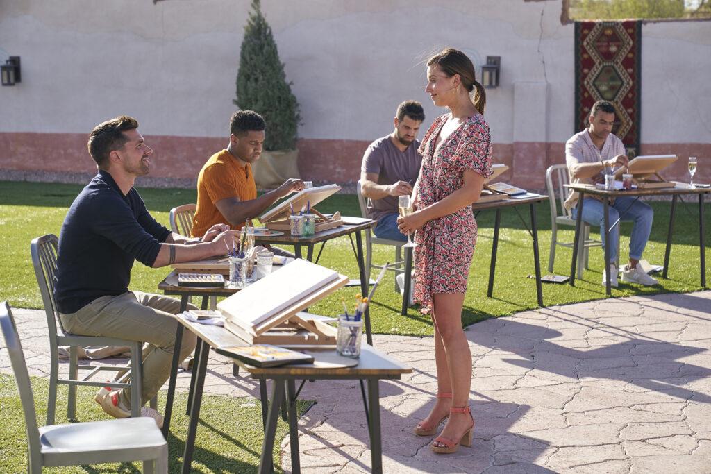 Group date; The Bachelorette season 17 episode 7 recap