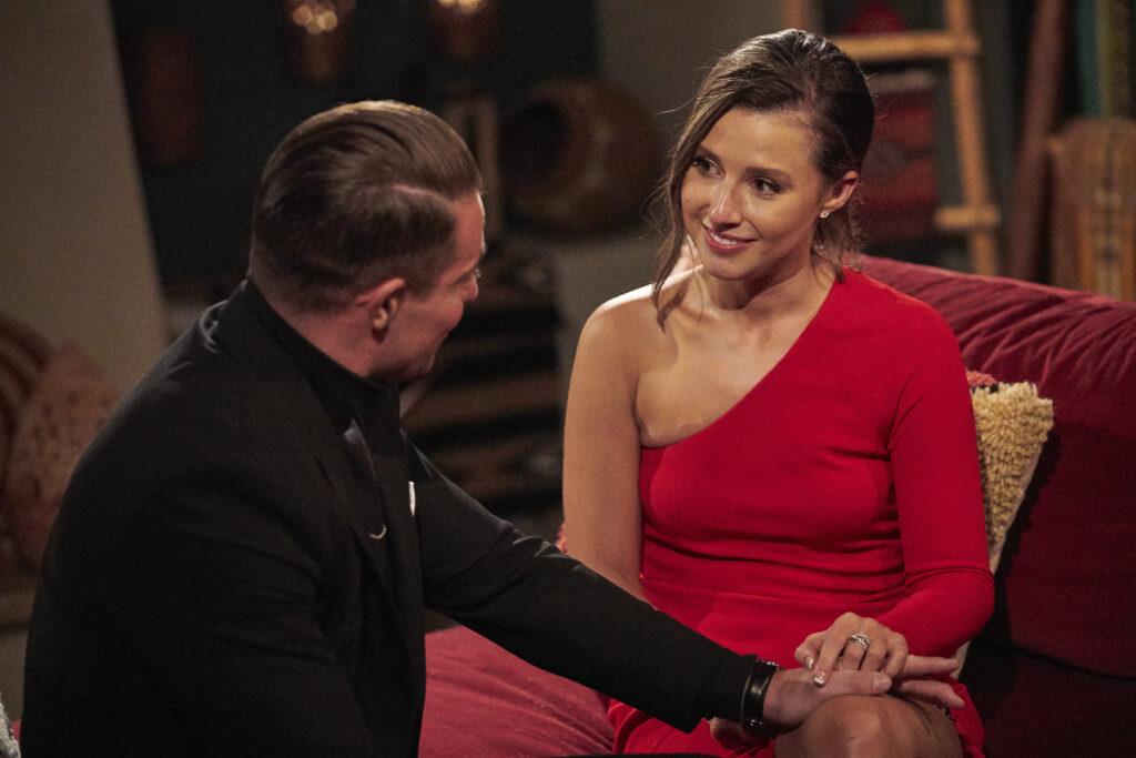 Katie; The Bachelorette season 17 episode 5 recap