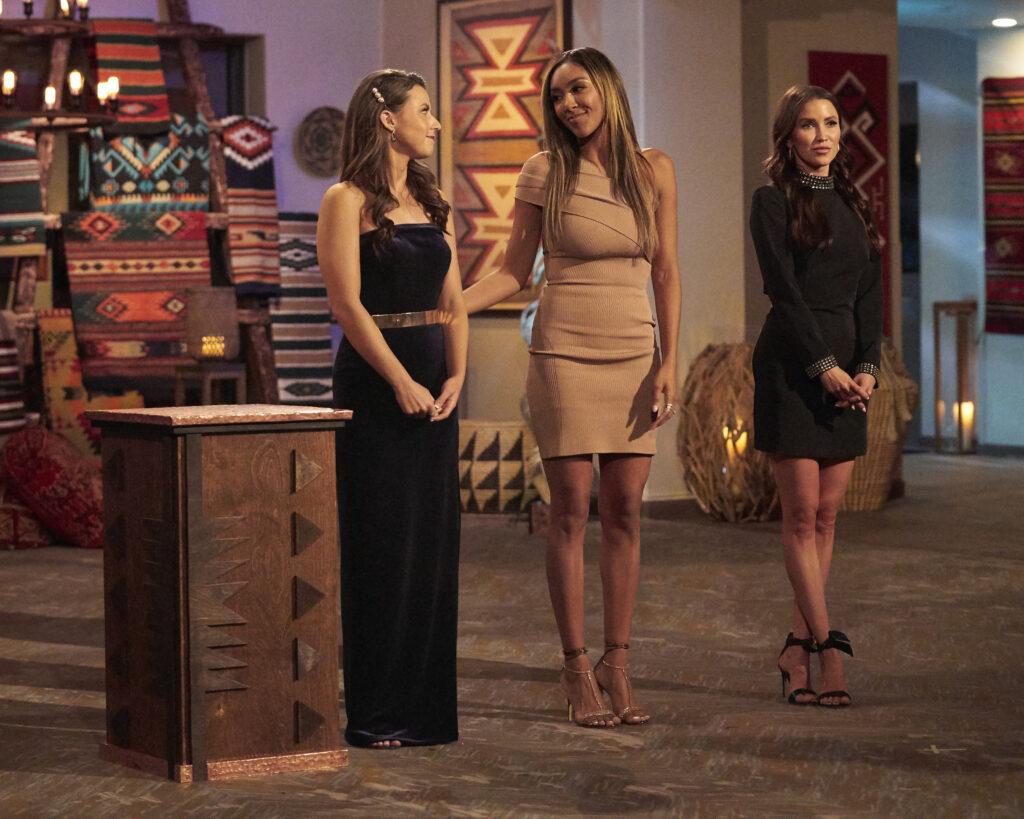 KATIE THURSTON, TAYSHIA ADAMS, KAITLYN BRISTOWE; The Bachelorette season 17 episode 6 recap