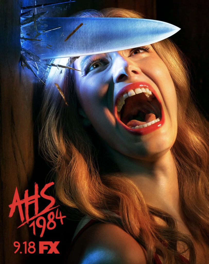 American Horror Story: 1984; best camping horror movies