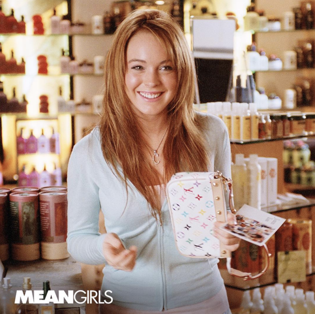 Mean Girls; best comedy movies for tweens