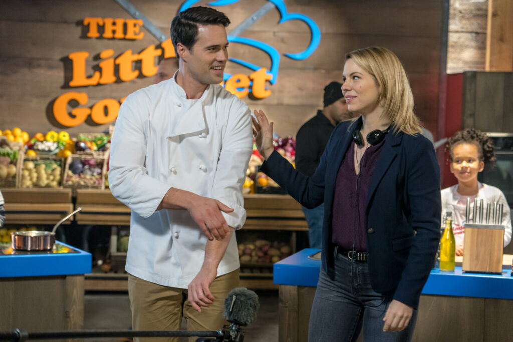 cooking with love; the best hallmark movies