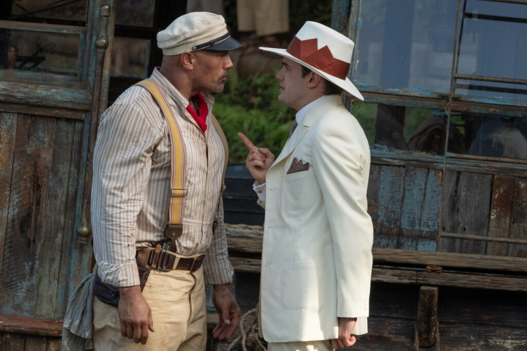 Frank and McGregor; jungle cruise review