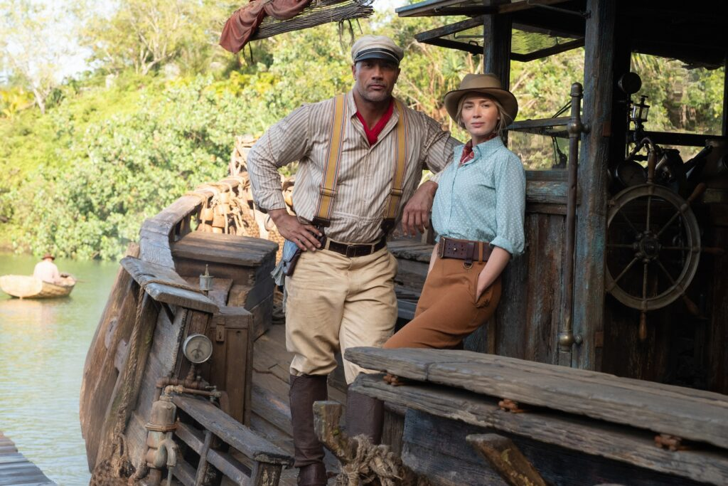 Frank and Lily; jungle cruise review