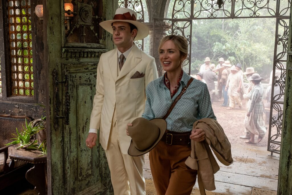 Jungle Cruise; Macgregor, Lily