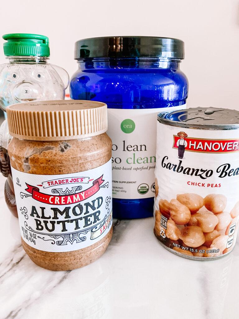 vegan chocolate chip cookie dough dip ingredients
