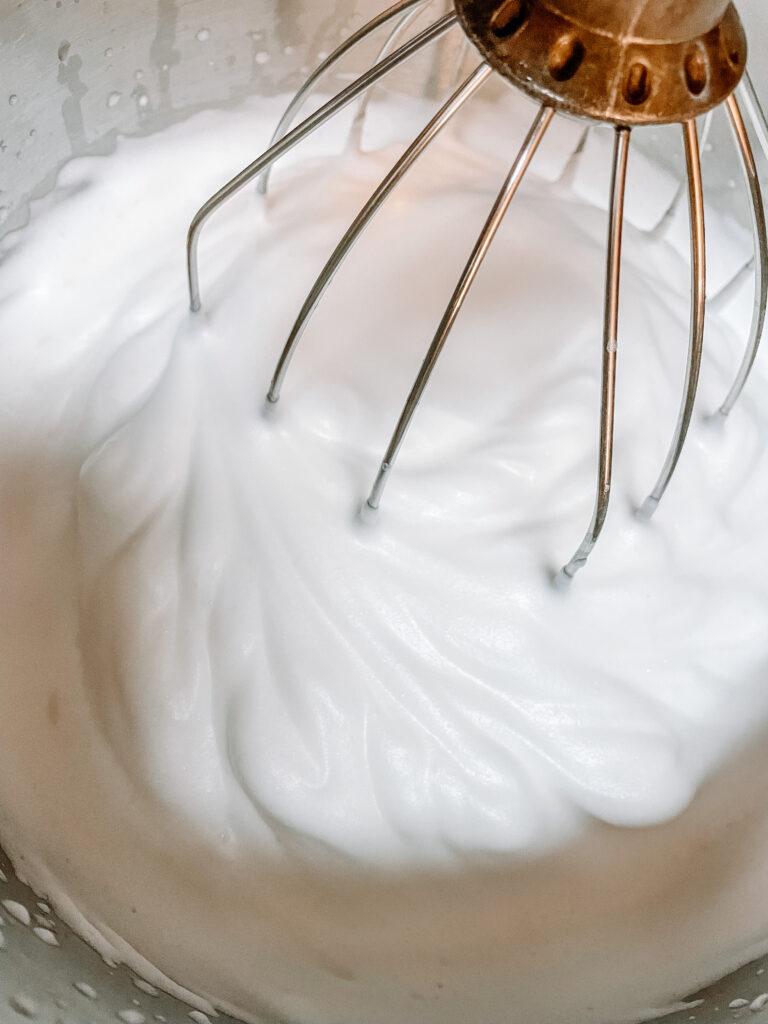 3 ingredient vegan whipped cream recipe whipped aquafaba