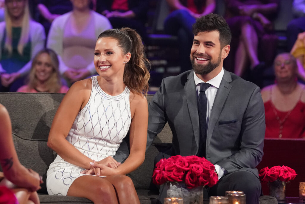The Bachelorette Season 17 Episode 10 recap; blake and katie