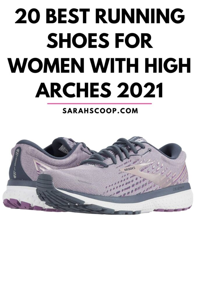 best shoes for high arches women
