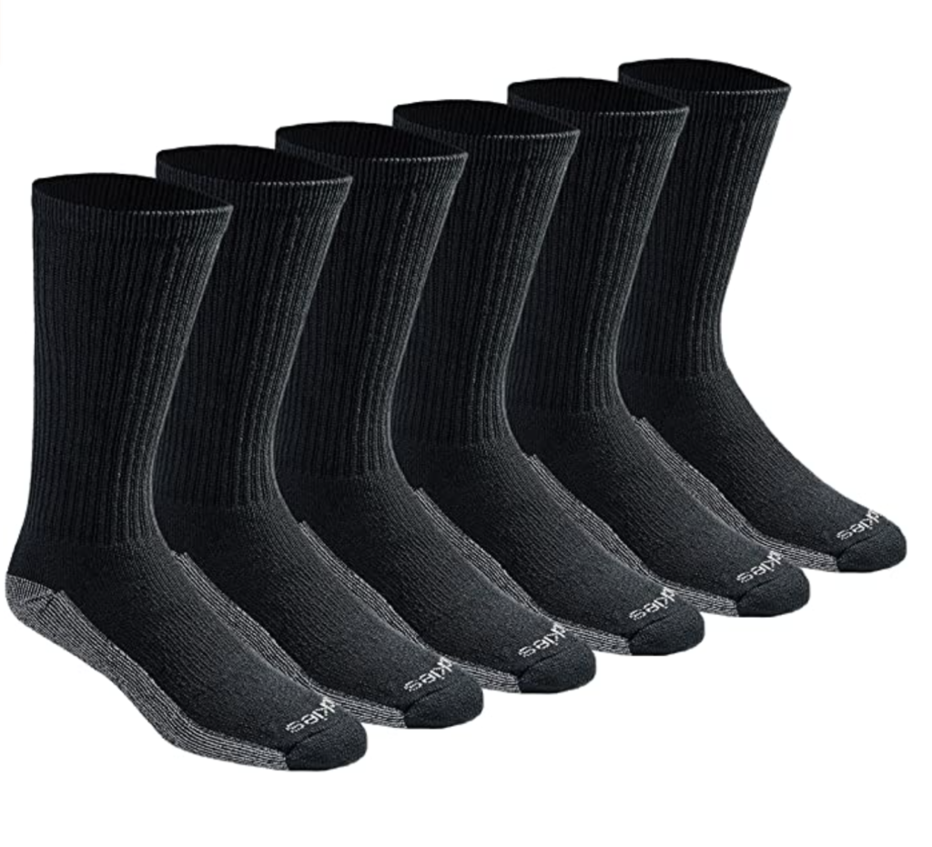 best socks to wear with steel toed boots
