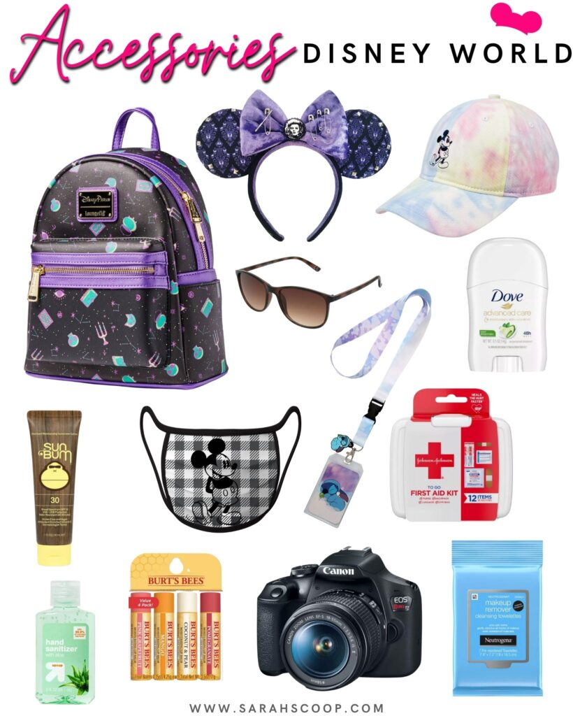 what to wear to disney world in october accessories