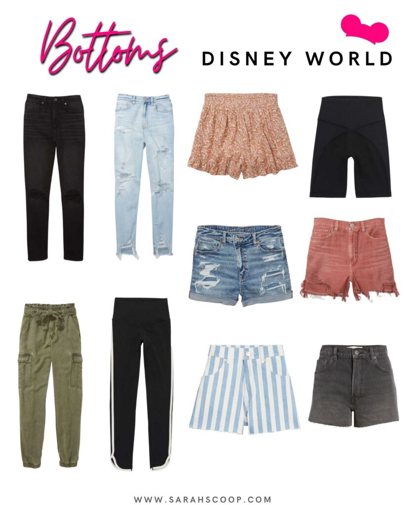 what to wear to disney world in october bottomr