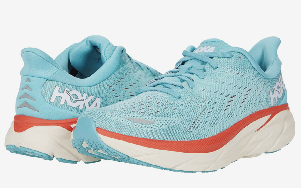 hoka; best shoes for high arches women