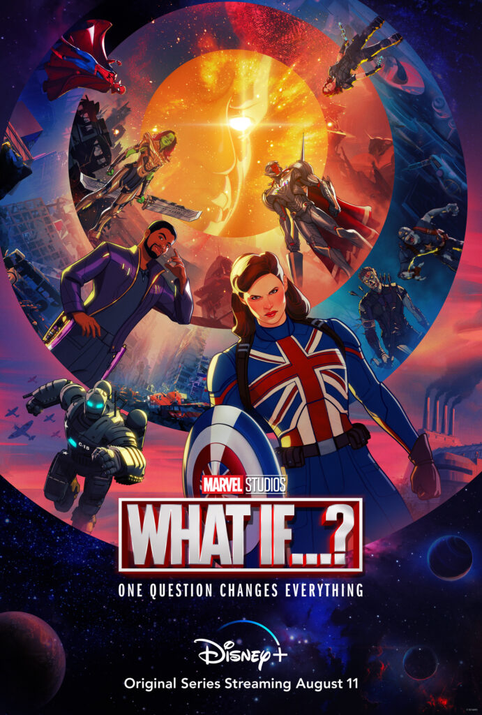 Marvel's What If poster