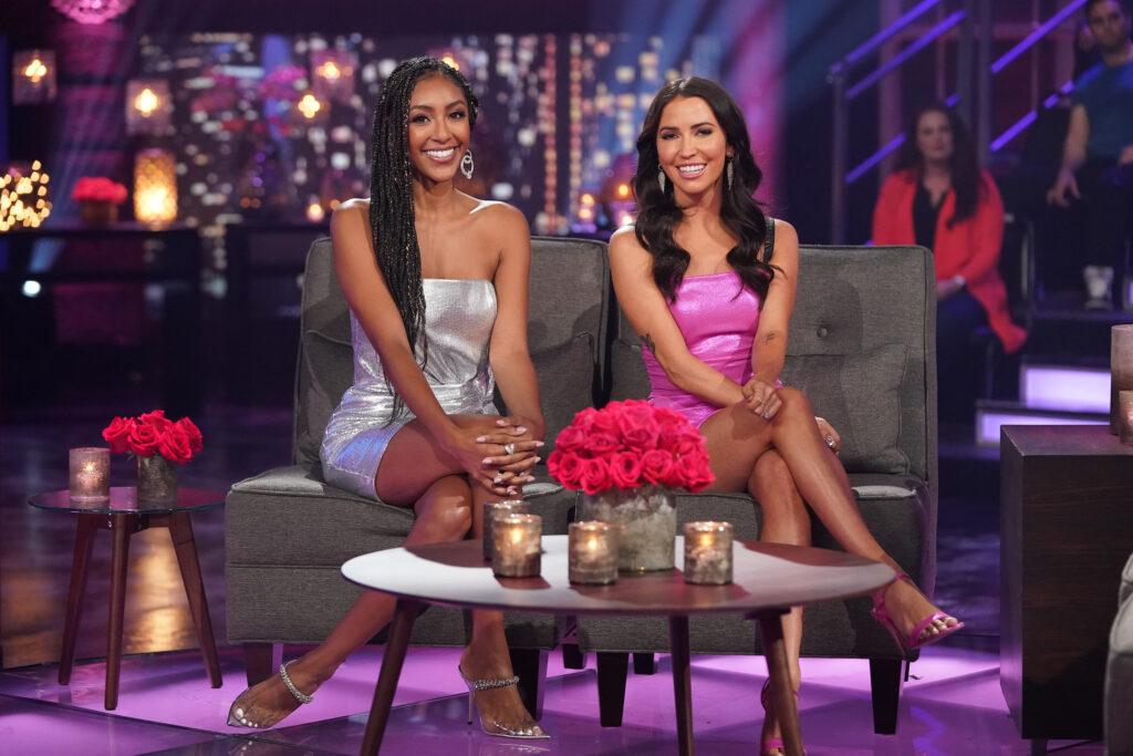 Kaitlyn and Tayshia; The Bachelorette Season 17 Episode 10 recap